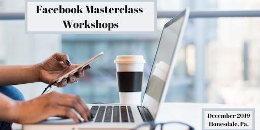 Facebook Masterclass Workshops