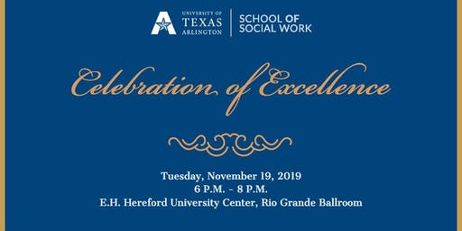 Fall Celebration of Excellence