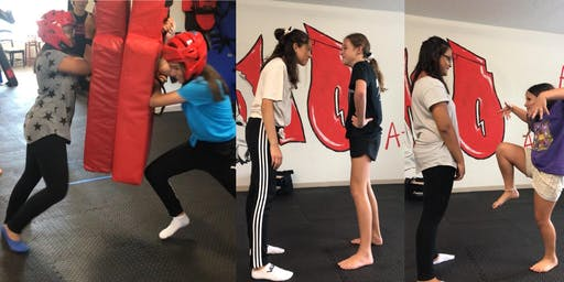 Girls Fight Winter Camp - 12/27 & 12/30, 9:30am-3pm