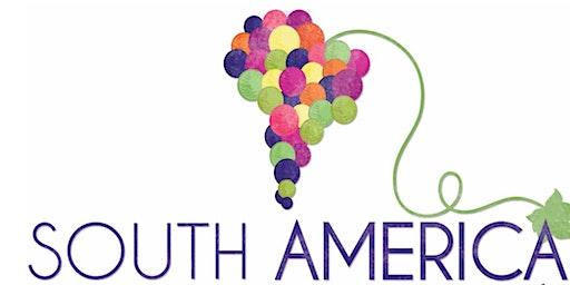 South American Wine Tasting