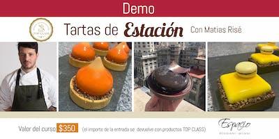 Demo con MATIAS RISE: TARTAS DE ESTACION