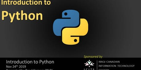Introduction to Programming in Python tickets