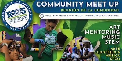 Community Meet Up (April)