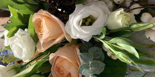 Thanksgiving Floral Workshop