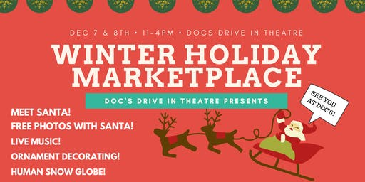 Winter Holiday Marketplace!