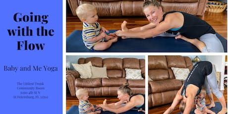 Go with the Flow-Baby and Me Yoga tickets