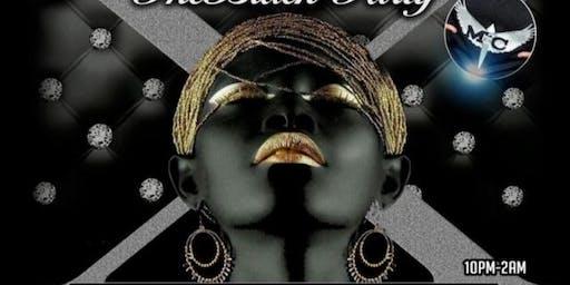 "Mile Hi Club Ent. Present ""Black Diamond X"" the Black Party"