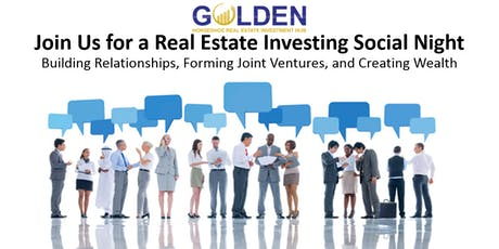 Real Estate Investors Mastermind and Networking Social Night tickets
