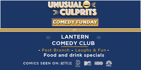 FREE Tickets to Comedy Funday  tickets