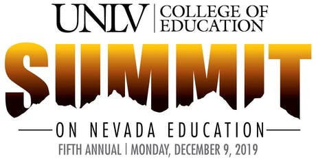 Fifth Annual Summit on Nevada Education tickets
