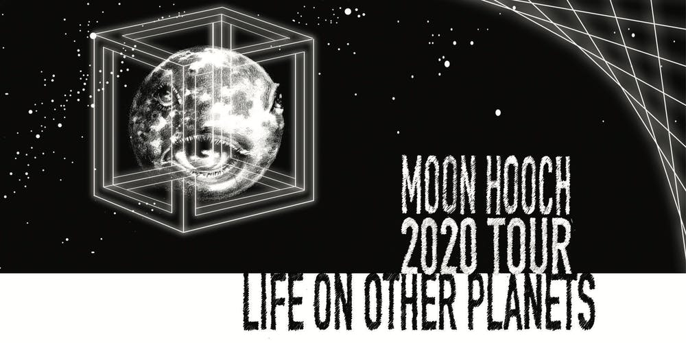 Charleston Events Shows May 2020.Moon Hooch W Paris Monster