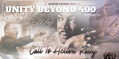"Unity Beyond 400 ""UB400"" Call to Action Rally"
