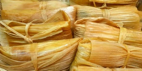 The Art of Making Tamales tickets