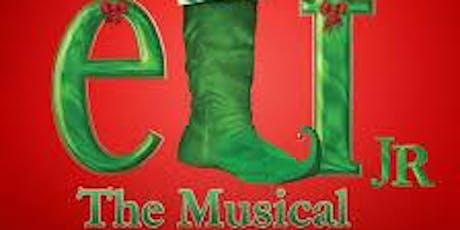 Avon Lake Theater Elf Jr 12.08 tickets