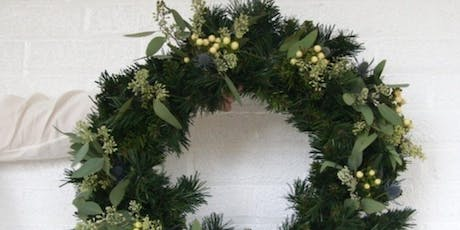 Tis the Season: Holiday Wreaths at Calico with Alice's Table tickets