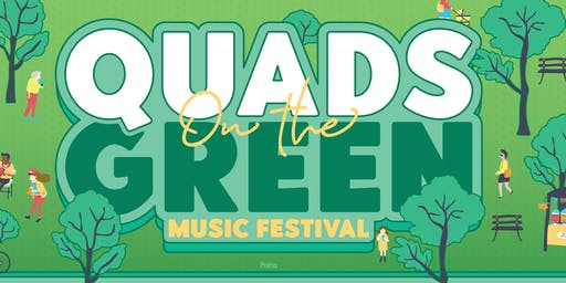 Quads on the Green Music Festival