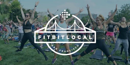 Fitbit Local Friday Sweat & Happy Hour