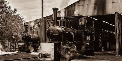 Leighton Buzzard Railway - Evening shoot
