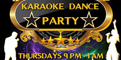 Karaoke Dance Party tickets