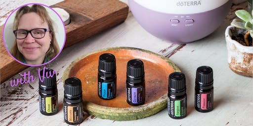 Natural Health Solutions with doTERRA Essential Oils