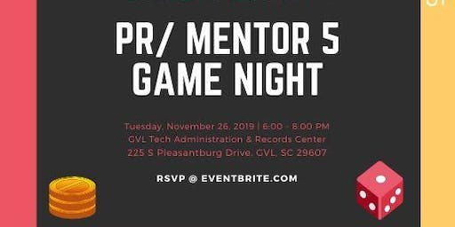 Urban League's Project Ready & Mentor 5 Game Night