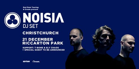 NOISIA + Special Guest KANINE | CHCH tickets