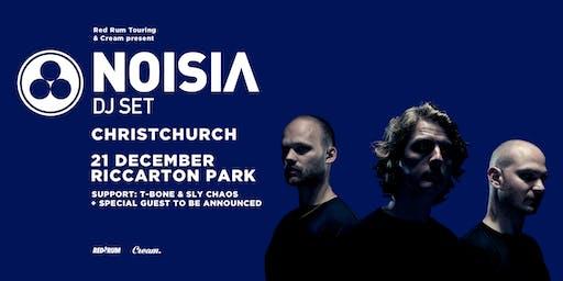 NOISIA (DJ SET) | Christchurch