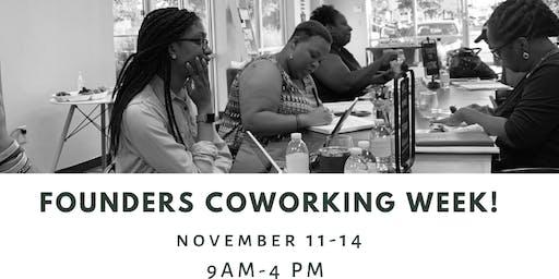 Coworking Week with Converspace