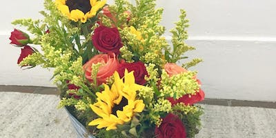 Thanksgiving Blooms with Alice's Table at Rootstock and Vine