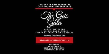 The Geis Gala tickets