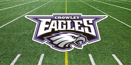 Crowley Football Playoffs