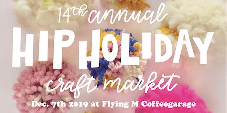 Hip Holiday Craft Market tickets