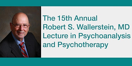 2020 Wallerstein Lecture in Psychoanalysis & Psychotherapy tickets