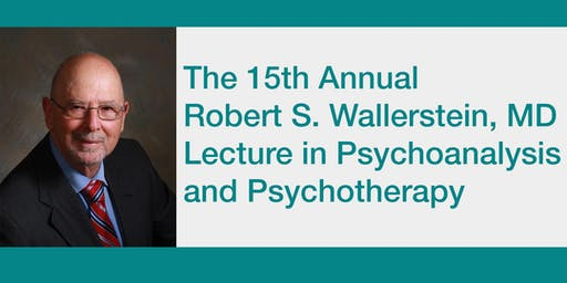 2020 Wallerstein Lecture in Psychoanalysis & Psychotherapy