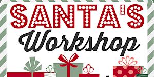 PHS Golden Graces - Santa's Workshop