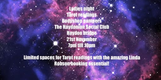 Ladies night Haydonian Social Club
