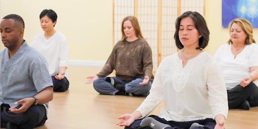 Open  House: Free Yoga Class