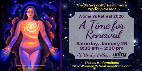 """Women's Retreat 2020 ~ """"A Time For Renewal"""" tickets"""