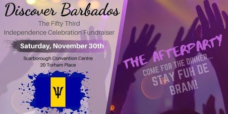The Bram • Discover Barbados After-party tickets