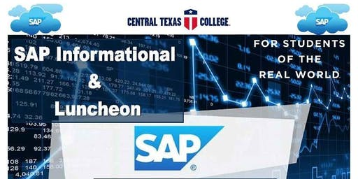 CTC Fort Hood SAP Interest Luncheon