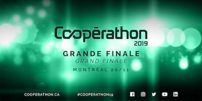 Grande finale / Grand Finale Coopérathon 2019