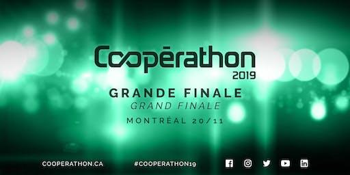 Grande Finale Coopérathon Canada 2019 Grand Finale Gala