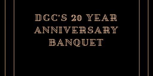 DGC 20 Year Anniversary