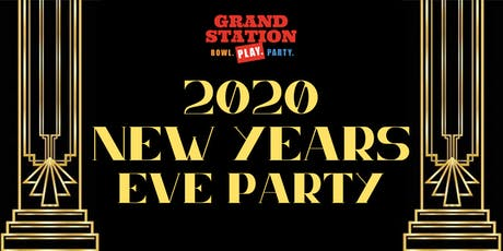 The Roaring 20's New Year's Eve Extravaganza at Grand Station tickets
