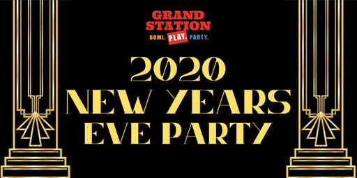 The Roaring 20's New Year's Eve Extravaganza at Grand Station