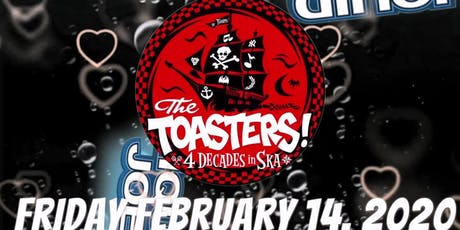 The Toasters - 4 Decades In Ska Tour tickets