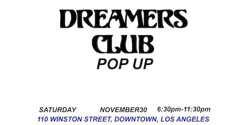 ROYAL.2 presents: DREAMERS CLUB POP-UP