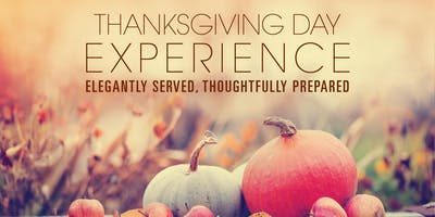 12PM- Thanksgiving Day Experience at The Post Oak Hotel