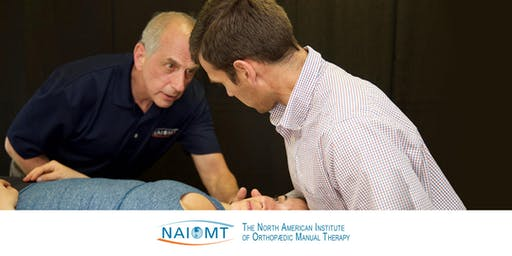 NAIOMT C-616 Cervical Spine II [Seattle/Auburn]2020
