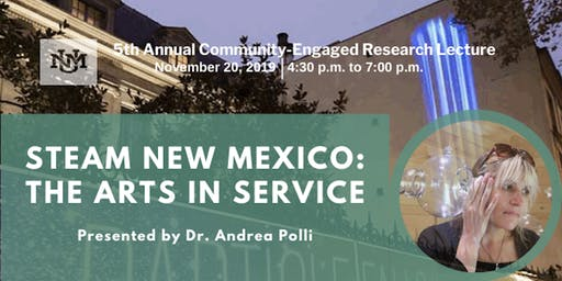 5th Annual Community Engaged Research Lecture Award